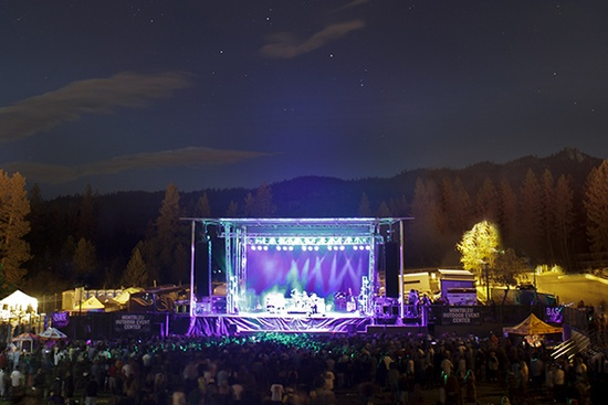 Lake Tahoe Reggae Festival at the MontBleu Outdoor Amphitheater
