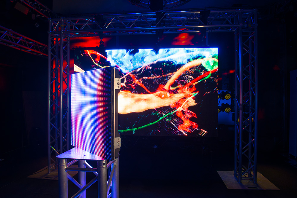 Chauvet PVP X6 Video Wall